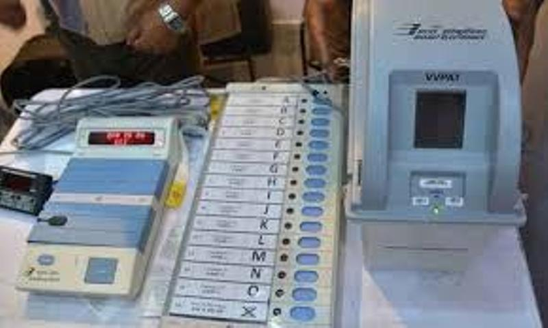 Scrutiny Of All EVMs Of Palin, Koloriang Completed: District Election Officer