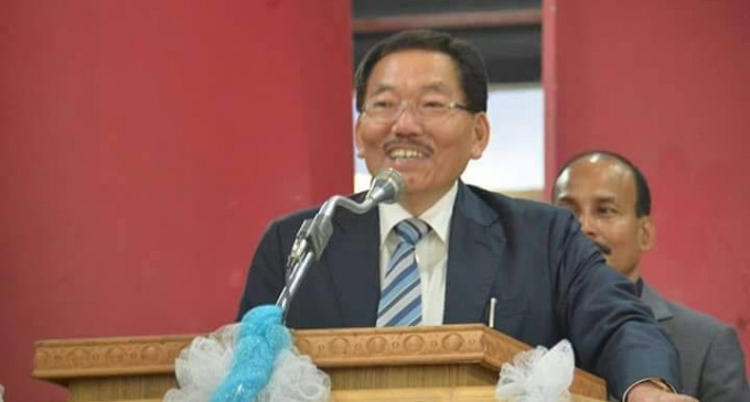 Pawan Chamling seeks sixth term as Sikkim Chief Minister
