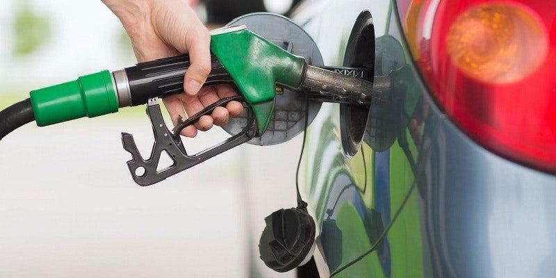 Petrol price down 6 paise across metros
