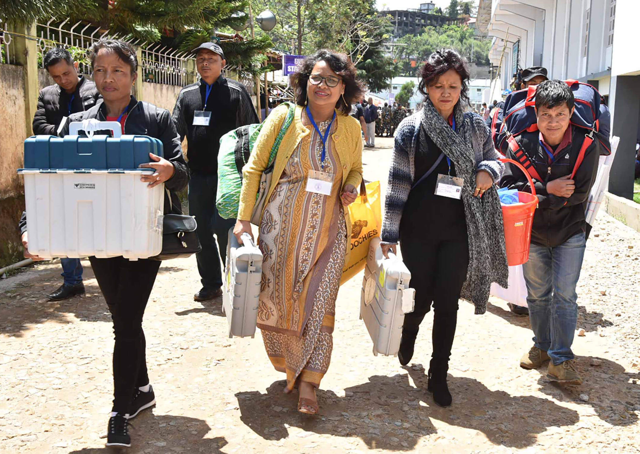 Meghalaya constituencies Shillong and Tura to vote today