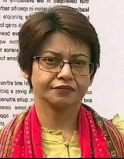 BJP duped the country: Congress candidate Pragya Debbarman