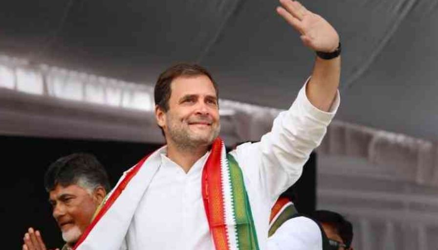 NYAY scheme is a surgical strike on poverty: Rahul Gandhi