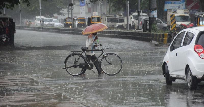 Rainfall in Northeast Till April 2?