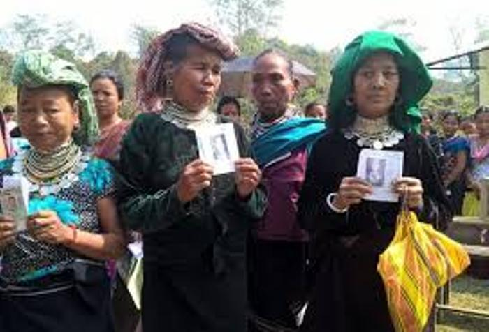Reang Refugee Identification Completed in Three Camps of North Tripura District