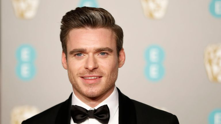 Richard Madden Quashes James Bond Rumours