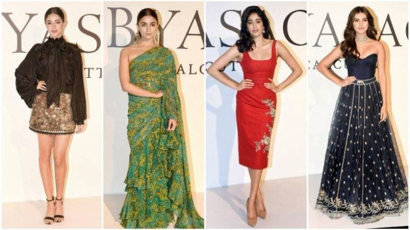 Designer Sabyasachi Mukherjee Recently Celebrated 20 Years In Fashion Industry, Alia Bhatt, Janhvi And Ananya Panday Joins The Occasion