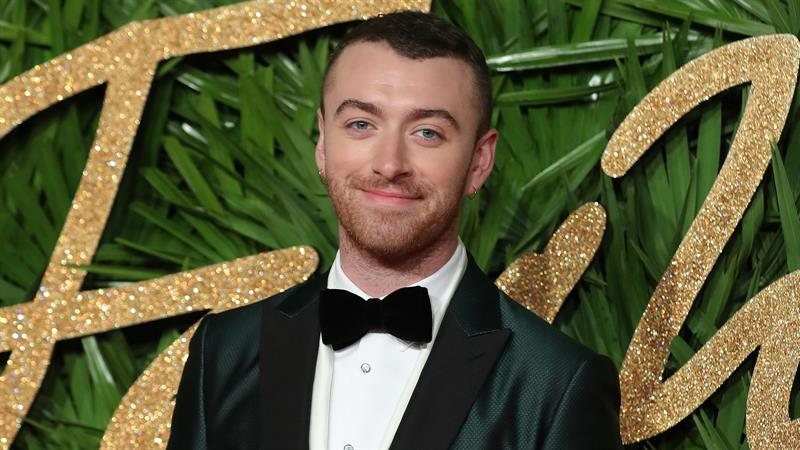 Sam Smith Bows Out of Billboard Music Awards