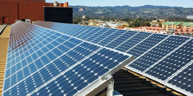 Charitable School In Pamohi Switches To Solar Power