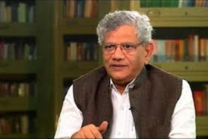 CPI-M General Secretary Sitaram Yechury and Congress allege vote rigging in Tripura