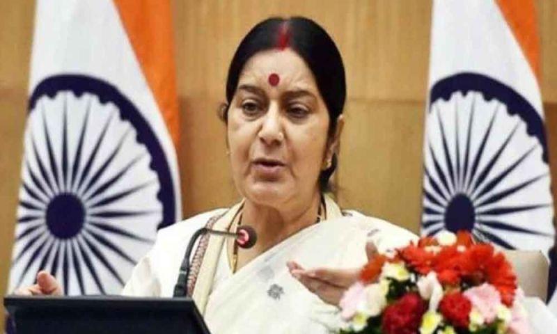 Sushma Swaraj confirms death of 10 Indians in the Sri Lanka blasts
