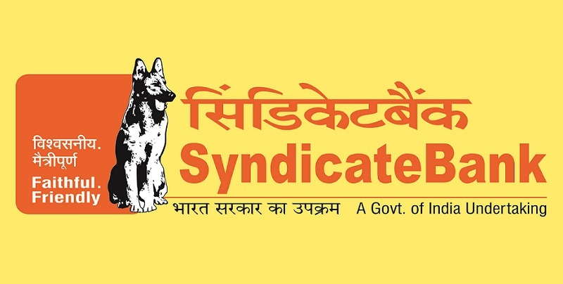 Syndicate Bank Jobs 2019 For Manager, Senior Manager, Security Officer