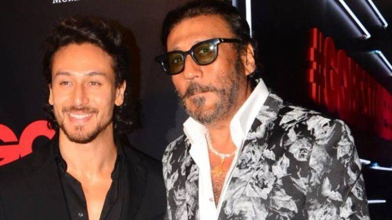 I Try To Follow My Father (Jackie Shroff) When It Comes To Fashion, Says Bollywood Heartthrob Tiger Shroff