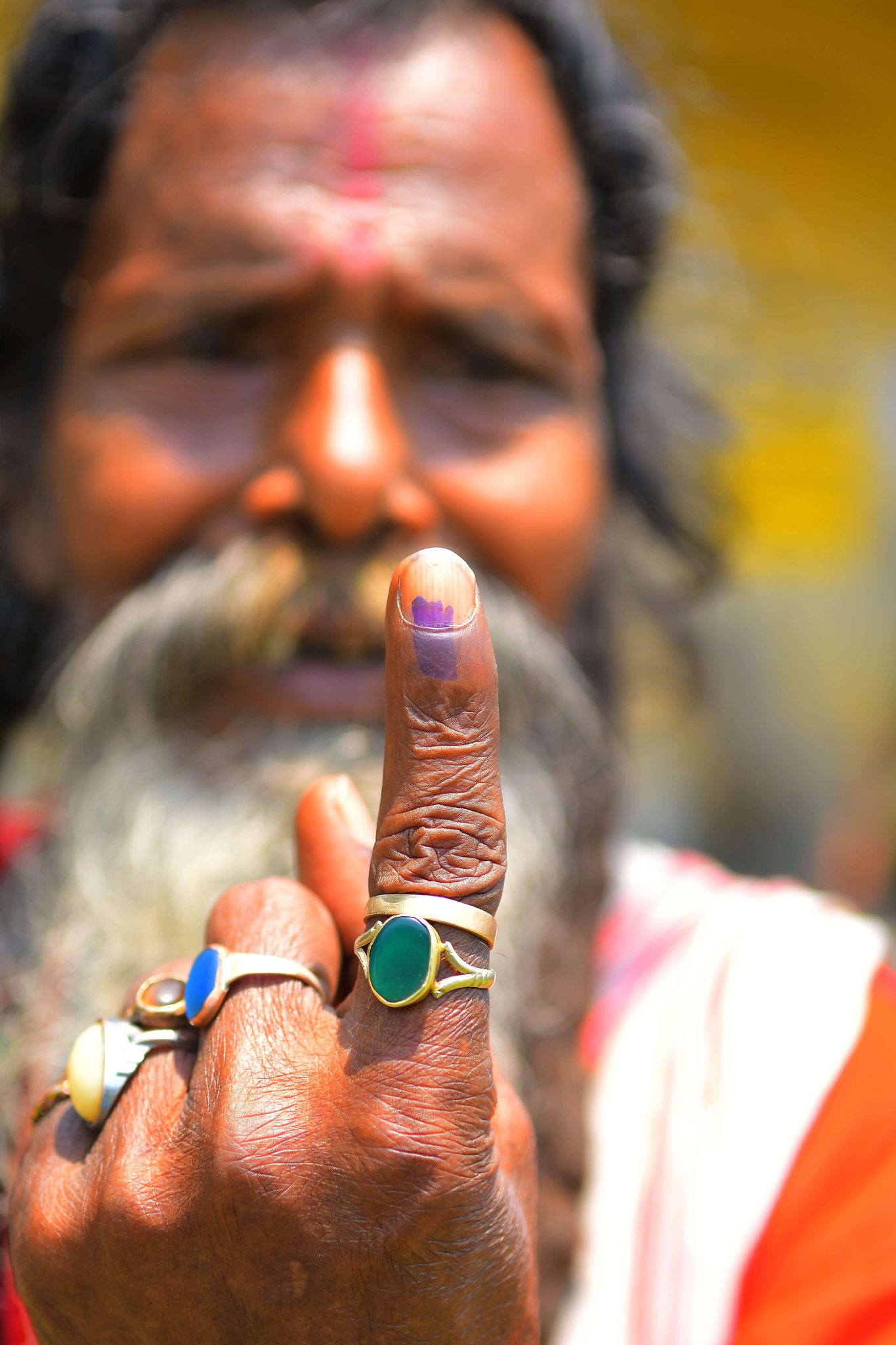 Election Commissions official evaluates 1st phase of Tripura polls