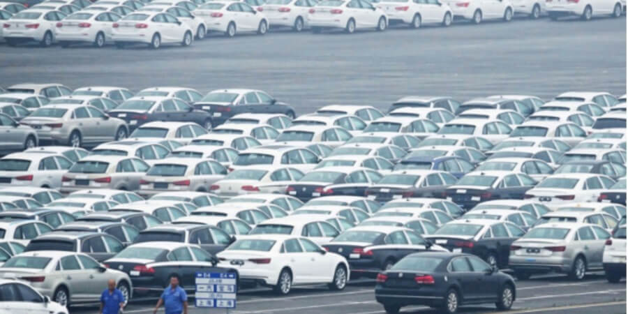 Weak demand, high interest cost dent March auto sales