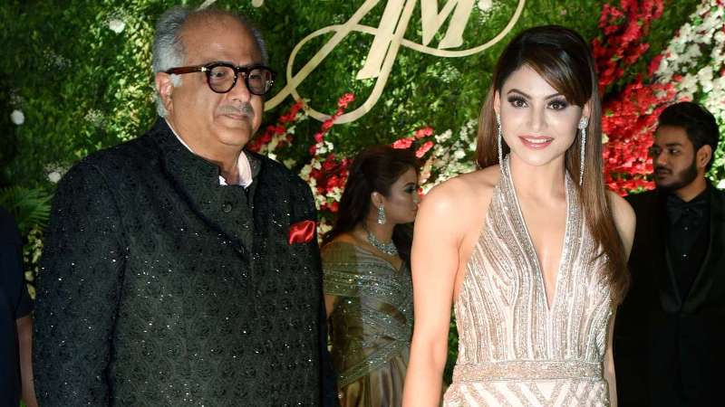 Urvashi Rautela Hits Back At Media That Claimed Boney Kapoor Touched Her Inappropriately, Asks It Not To Talk About Girl Power