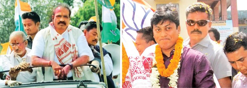 Tezpur Lok Sabha Seat In For A Straight BJP-Congress Fight