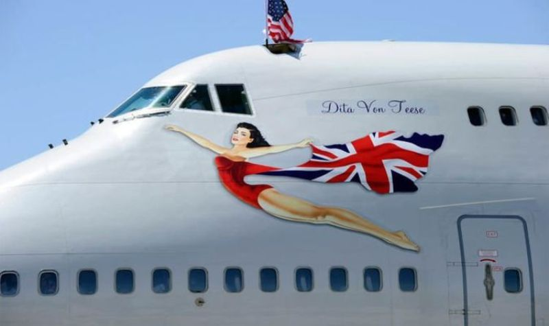 Virgin Atlantic Drops Emblem For Diverse New Look