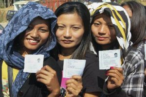 Youth and women voters