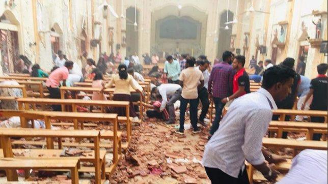 Sri Lanka Blasts: 359 Dead, FBI Joins Probe, 58 Arrested