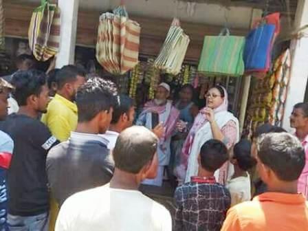 Will NPP candidate Nazia Yasmin Mazumder decide the fate of Silchar Lok Sabha seat?