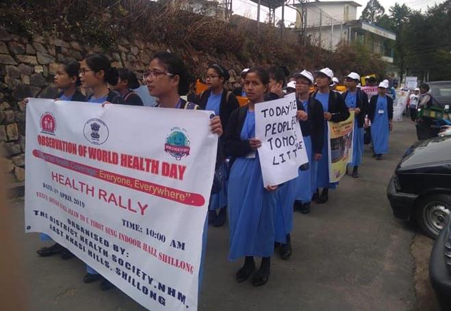 World Health Day observed across State