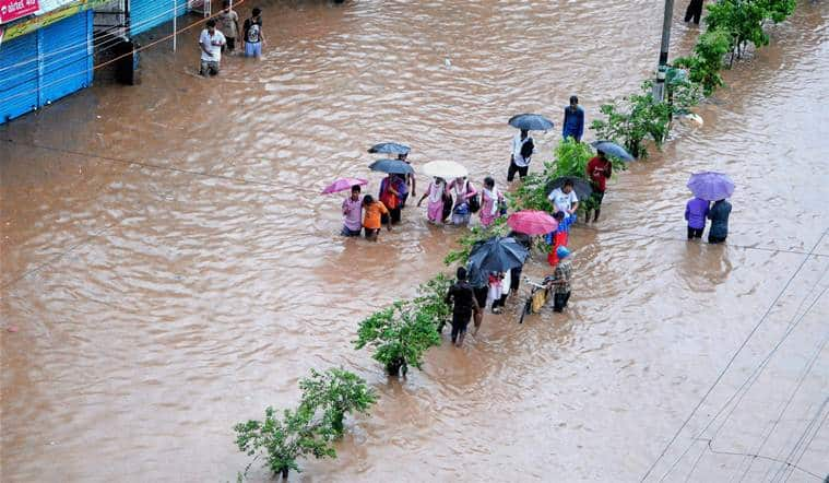 Assam Floods: Approximately 57,51,938 people have been affected, death toll rises to 28