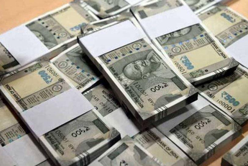 Cash seized in Dhubri