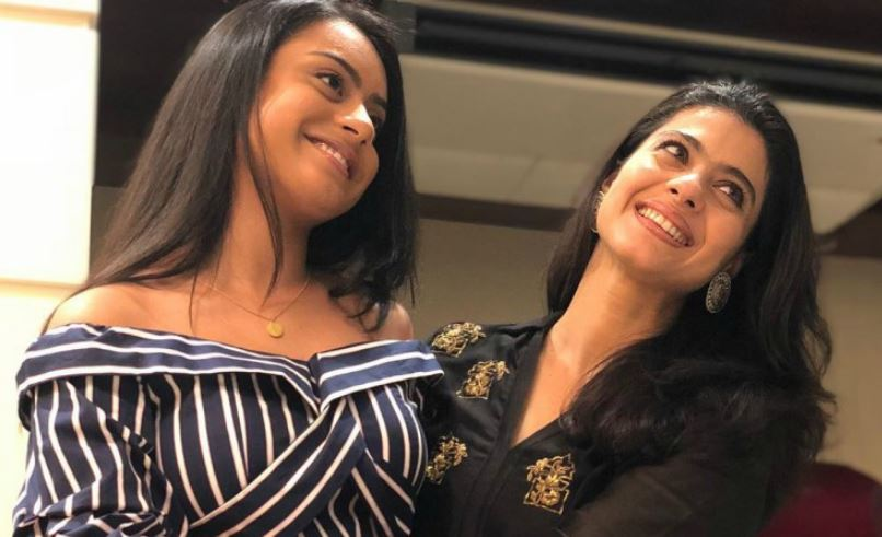 You're my heartbeat: Kajol on daughter's 16th birthday