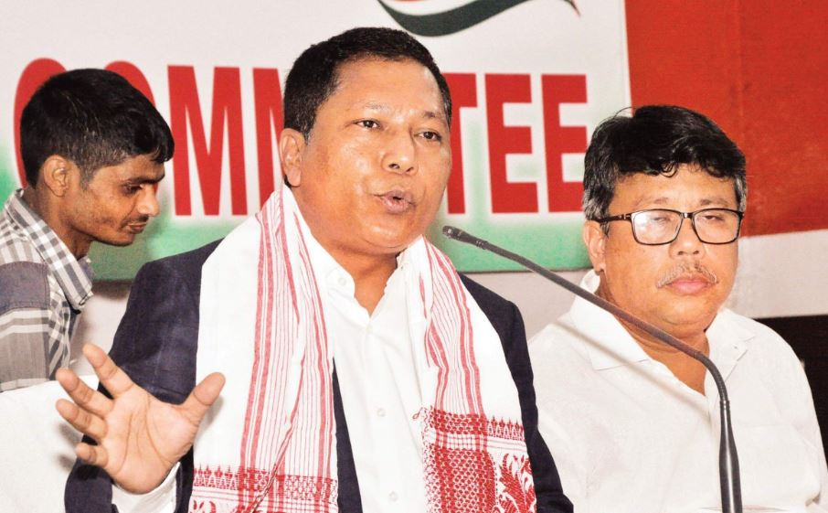 Former Meghalaya CM Mukul Sangma Tags Bharatiya Janata Party As Threat To Democracy