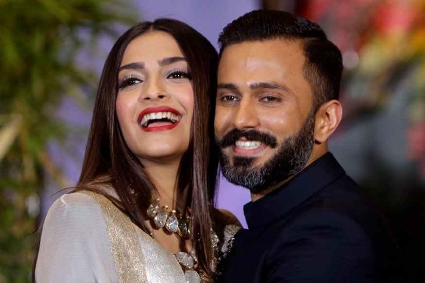 My Husband Is My Cheerleader: Sonam Kapoor