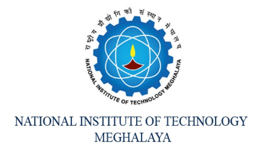 NIT Meghalaya Job for Project Assistant 2020