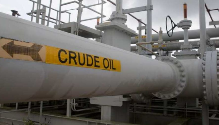 Refinery products, crude slow February core sector growth