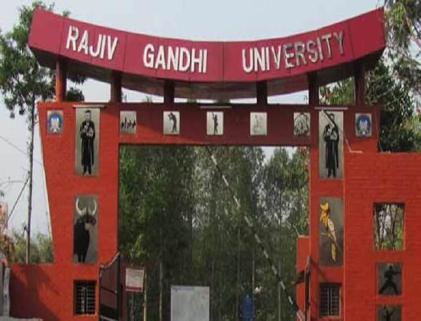 DoNER team takes stock of Rajiv Gandhi University in Arunachal Pradesh