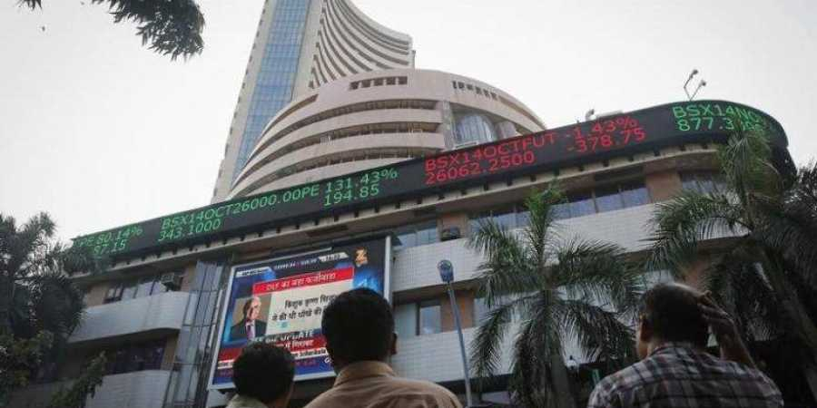 Sensex closes 35 points lower, Yes Bank tanks 30%