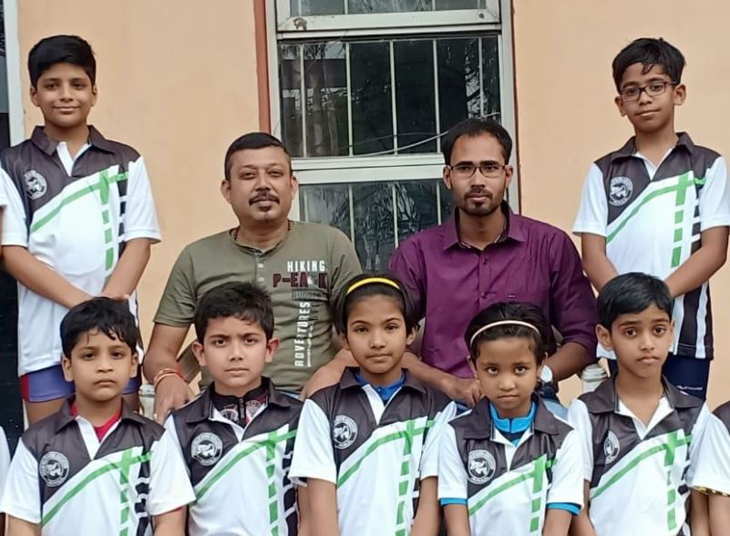 Assam Roller skating team named in 1st All India Roller Skating Championship