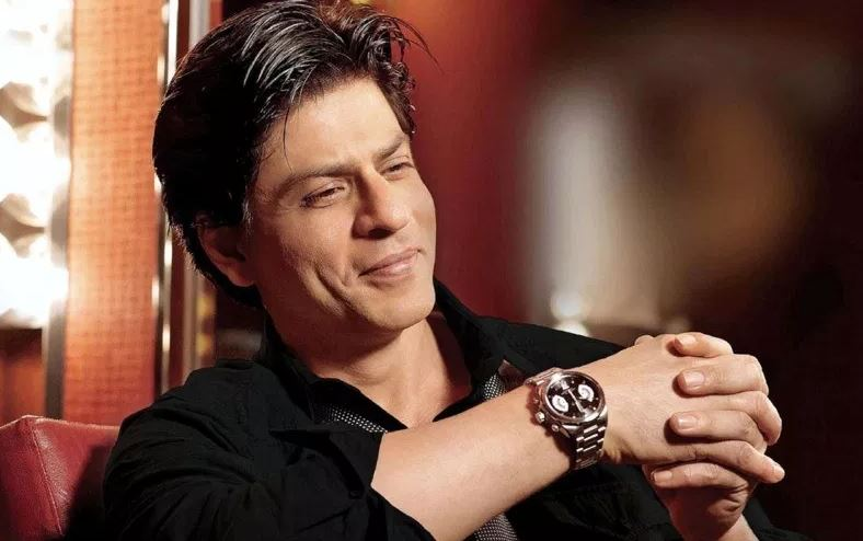 Superstar Shah Rukh Khan Vouches for Hard Work above all for Success