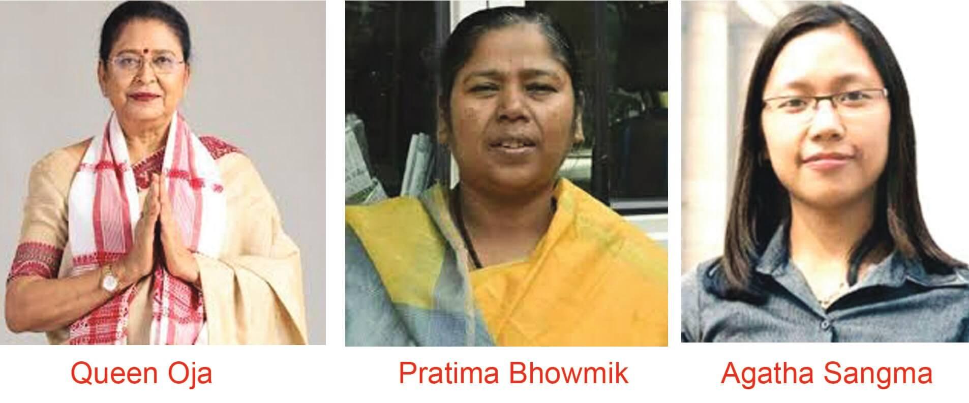 Northeast sends three women to Lok Sabha, one more than 2014