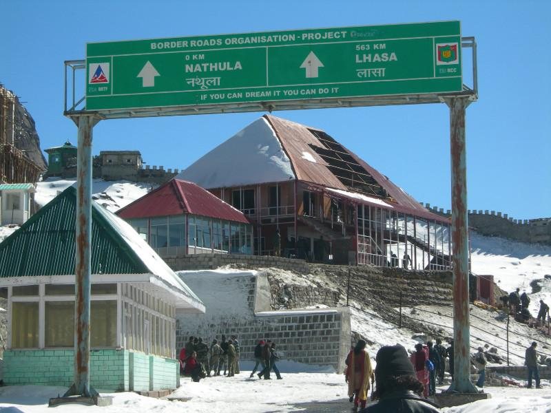 Defence Attaches of 29 countries visit Nathu La Pass in Sikkim