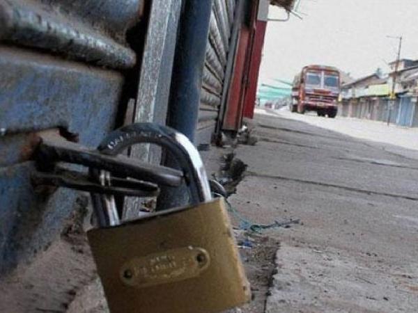 12-hour Assam Bandh against BTC up-gradation affects life in Bongaigaon