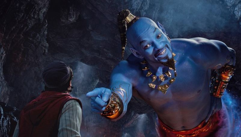 Aladdin Crosses $100 Million In Opening Weekend