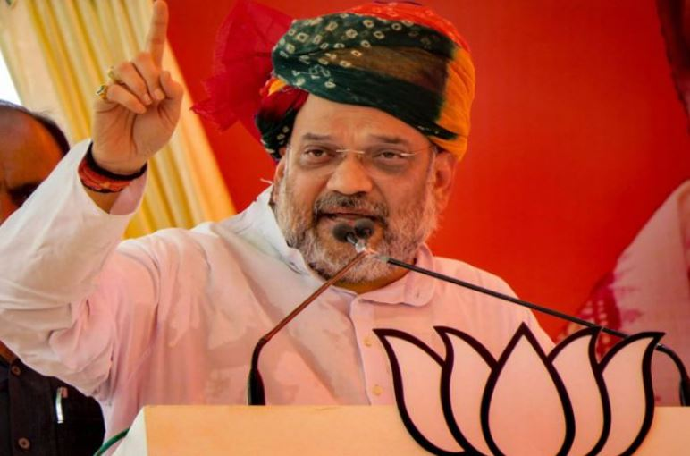 BJP President Amit Shah To Hold Roadshow In UP Today