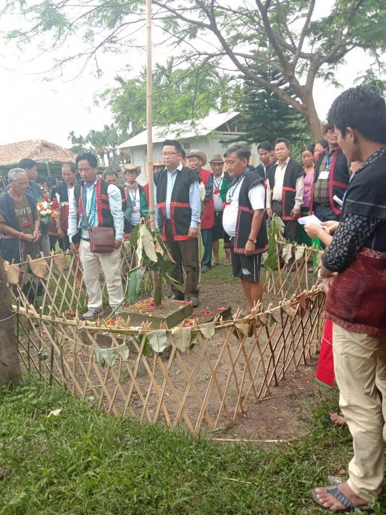 Adi community of Arunachal Pradesh celebrates 'Solung Etor' festival