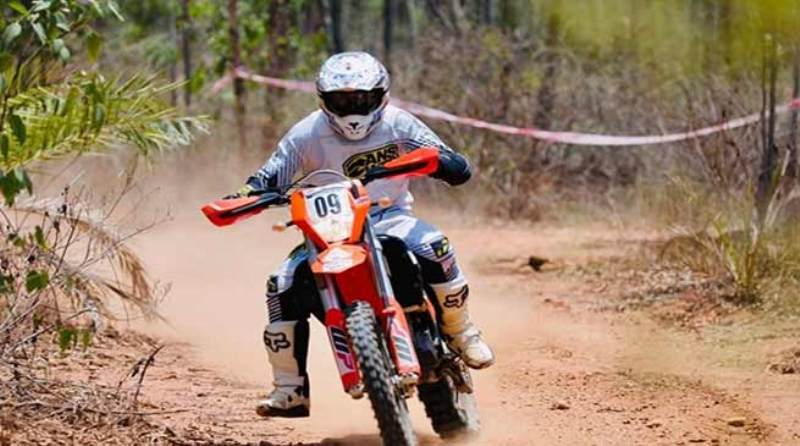 Adnaan Ahamed Scores Big In The Opening Round Of National Bike Rally
