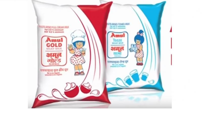 Amul Milk Prices Hiked By Rs 2 Litre