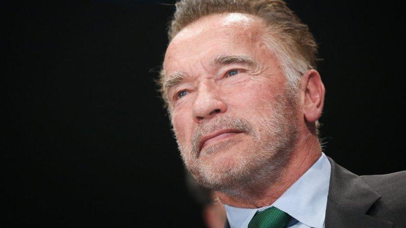 Arnold Schwarzenegger In Stan Lee's Superhero Kindergarten