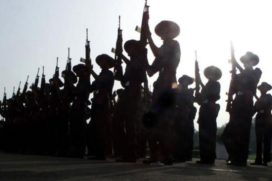 Manipur, Assam Rifles clash over guarding of check posts