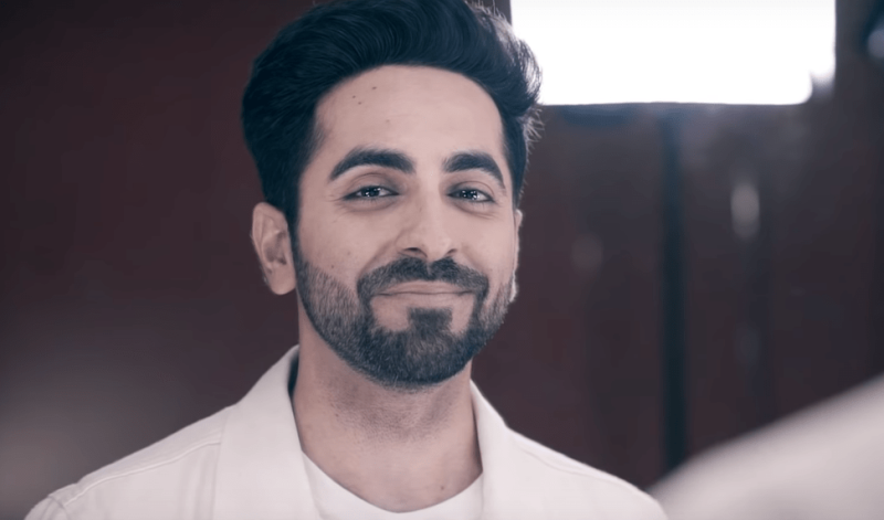 Bollywood Actor Ayushmann Khurrana on gay role