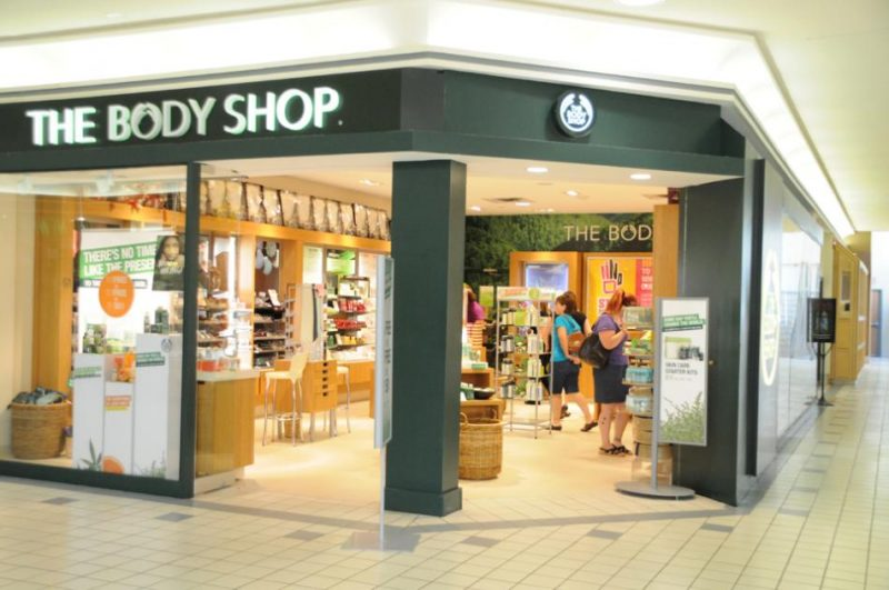 Body Shop The Iconic Global Retailer Of Cosmetics And Toiletries Enters Guwahati