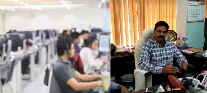 Fake Call Centre Busted in Guwahati, 37 Arrested