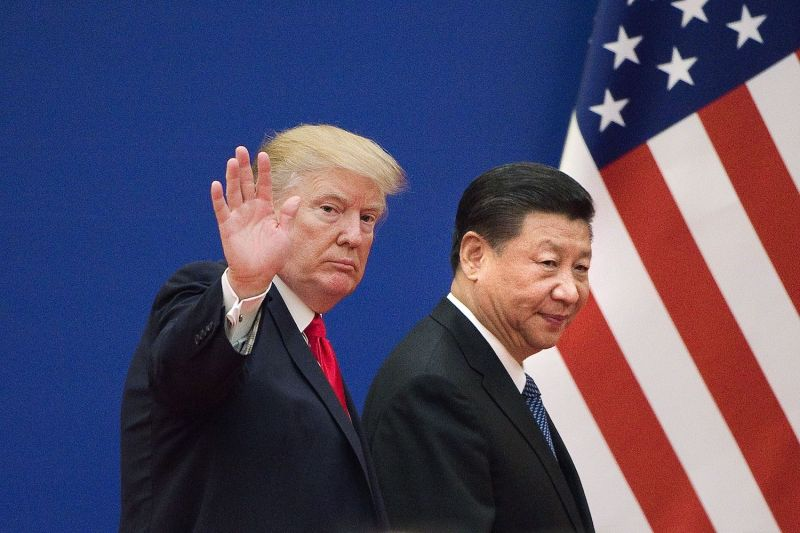 China's Response To US-Tariffs To Guide Markets
